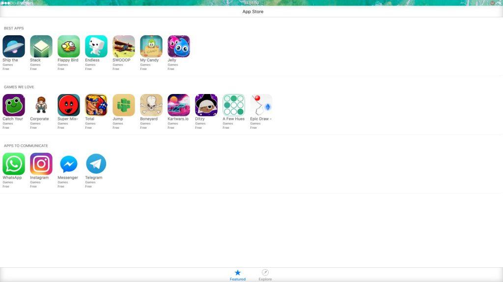 Review Ipadian Emulator iPad iPhone iOS (Jangan di beli)
