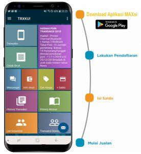 Server Distributor Agen Pulsa di Lampung