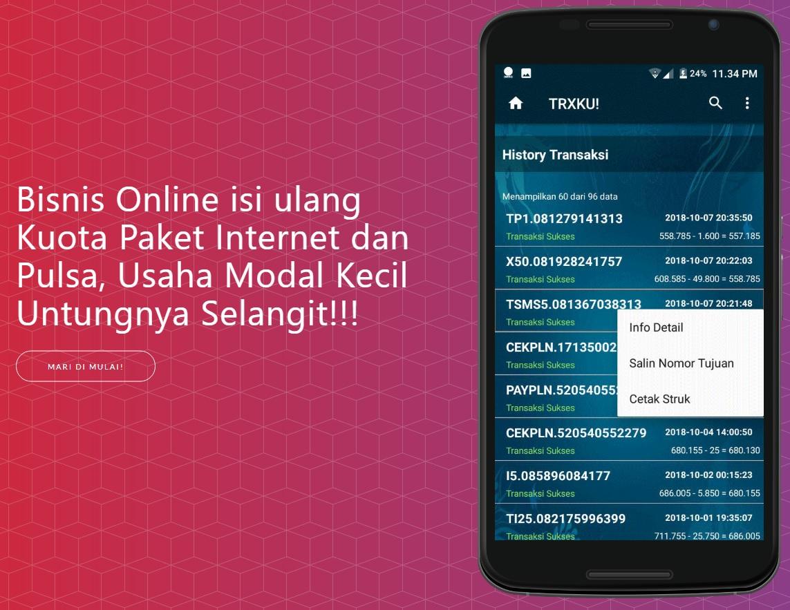 Image Result For Cara Menjadi Agen Kuota Di Luwuk