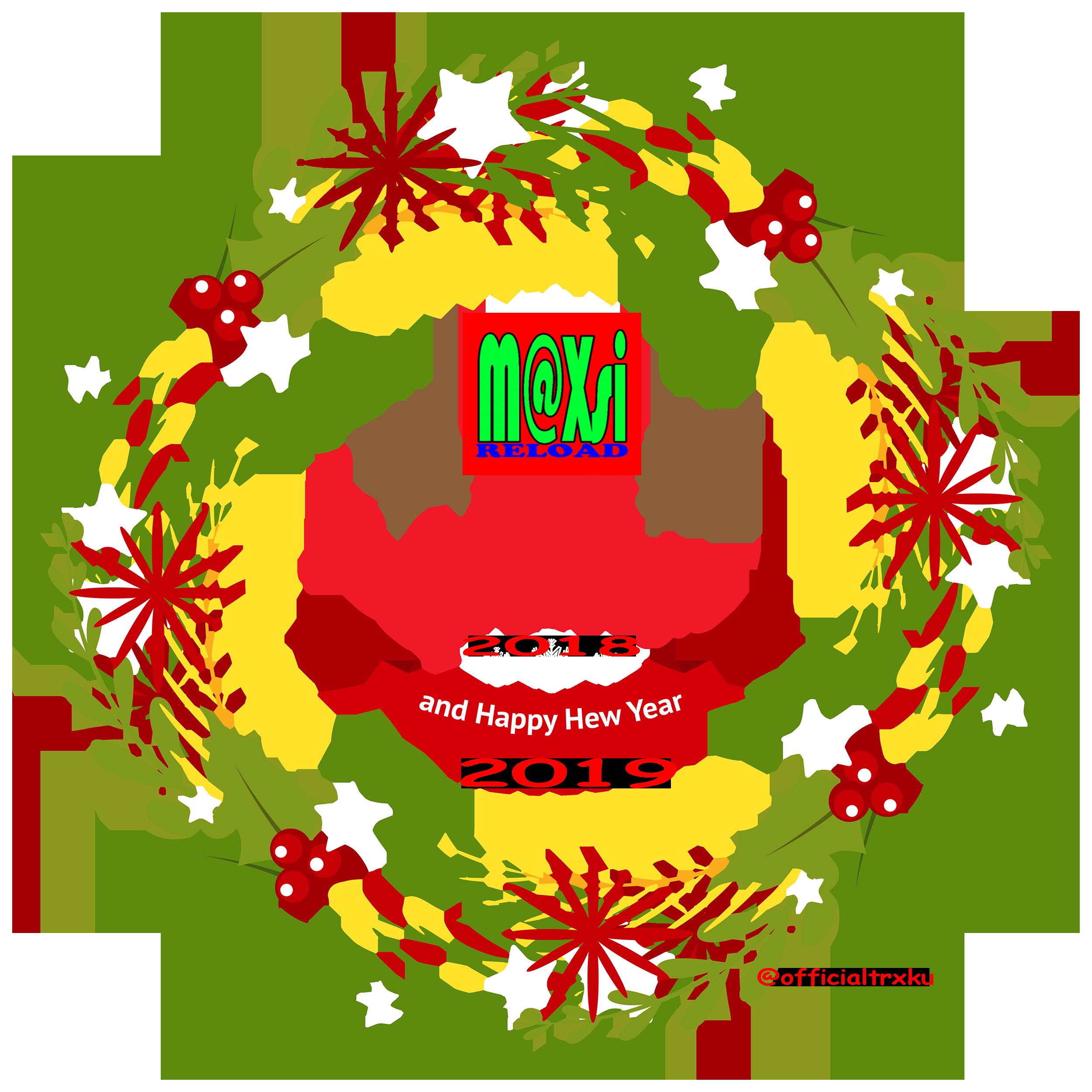 Selamat Natal Tahun Baru 2019 Maxsi Id