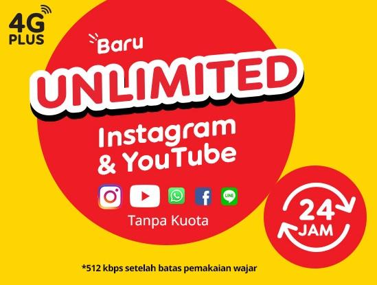 Jual Kuota Paket Internet Indosat Unlimited Murah Maxsi Id