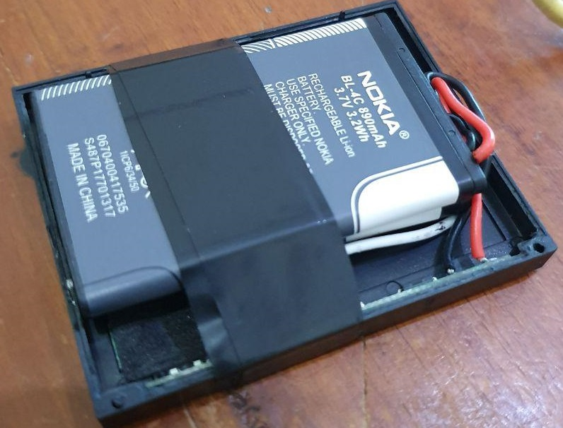 Solusi Baterai Printer Thermal Bluetooth Zjiang Rusak Maxsi Id