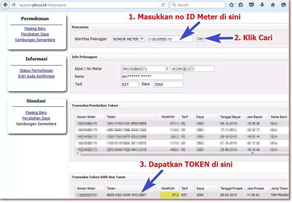 Cara Mendapatkan Kode Token Pulsa Listrik Gratis - MAXsi.id