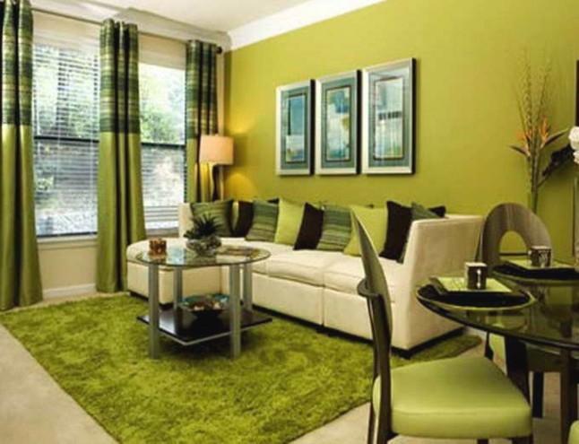 Bộ sưu tập hình ảnh mẫu sơn tường phòng khách phối màu MAXsi id