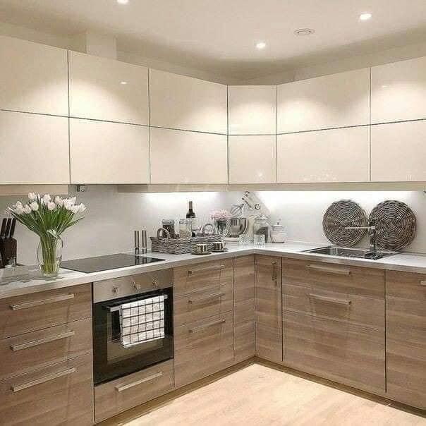dapur minimalis mewah keren