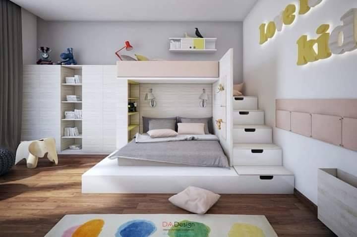Gambar Desain Kamar Tidur Anak Terbaru