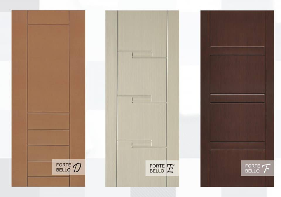 Kumpulan Gambar Contoh Desain Pintu Rumah Minimalis