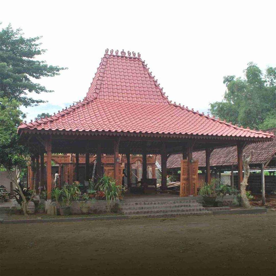 rumah kayu jawa gazebo
