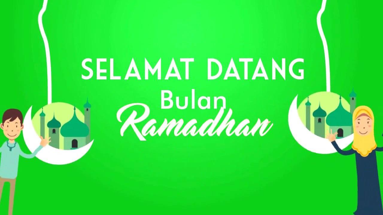 selamat datang bulan ramadhan 2020
