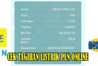 Cek Tagihan Listrik PLN Online Mudah & Tercepat