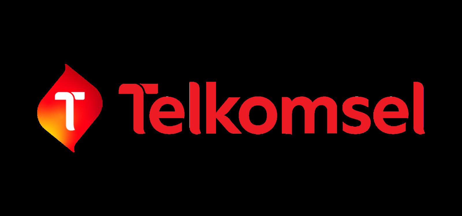 logo telkomsel baru